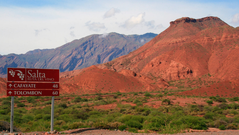 Salta, la ruta del Vino en el Norte Argentino